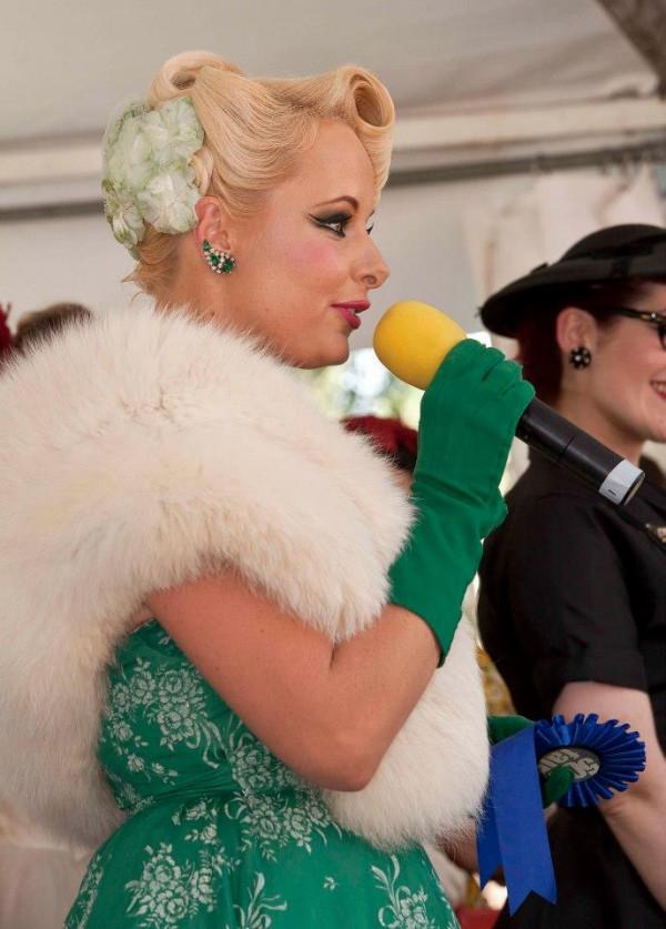 Event MC-50's Fair Pia Andersen