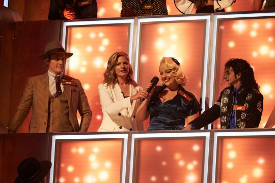 Pia on All Together Now Julia Zemiro
