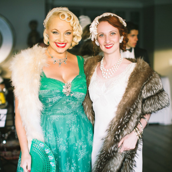 Great Gatsby Party. Photo Elliot Toms